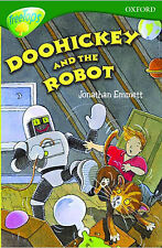 NEW  DOOHICKEY and the ROBOT (stage 12 TREETOPS)  Oxford reading Tree