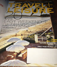 May 2013 issue of Travel & Leisure Magazine Weekend Getaways  #99