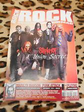 REVUE - ROCK MAG n° 47, nov. 2004 - Slipknot, ...