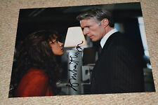LAMBERT WILSON signed Autogramm 20x25 cm In Person CATWOMAN