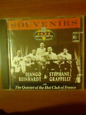 DJANGO REINHARDT & STEPHNE GRAPPELLY - SOUVENIRS - CD