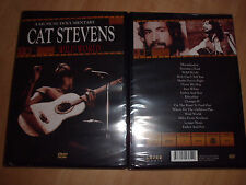 "Cat Stevens ""Wild World-A Musical Documentary"" Pop Musik/Doku DVD! NEU+foliert!"