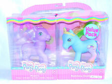A2 MIB My Little Pony ~*G3 Foreign Box Set TRU WYSTERIA & RAINBOW DASH!*~