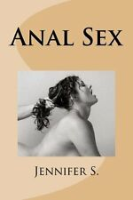 Anal Sex Book By Jennifer S. English Paperback 72 Pages General New Gift New