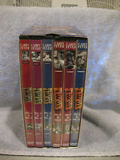 Little Rascals Collection (Cabin Fever) 12 Volume 6 DVD box set rare mint shape