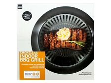 Healthy Indoor Stove top Smokeless BBQ Grill Kitchen Barbecue