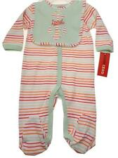 IZOD 2pc ANCHOR BOAT BABY TODDLER 6-9 MONTHS BOYS BIB ONE PIECE BODYSUIT OUTFIT