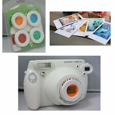 4 Colors Filter Close Up Lens For Instax Fujifilm Mini 210 Camera