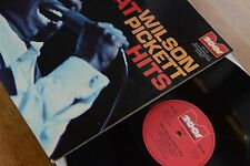 WILSON PICKETT Great Hits LP metronome 2001