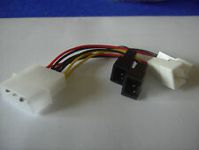 Zalman ZM-MC1 Fan Multi-Connector Cable IDE MOLEX to 2 x 5v and 2 x12v