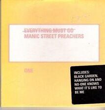 (DA593) Manic Street Preachers, Everything Must Go - 1996 CD