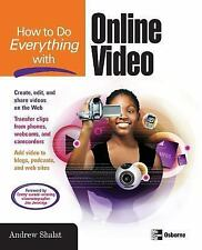 How to Do Everything with Online Video (How to Do Everything)-ExLibrary