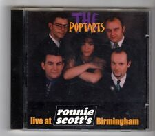 (GZ797) The Poptarts, Live At Ronnie Scott's - 1998 CD