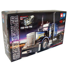 Tamiya 1:14 Grand Hauler Custom Truck EP RC Car Kit On Road #56344