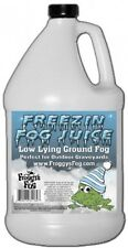 Freezin Fog Outdoor Low Lying Ground Fog Juice Machine Fluid - Gallon