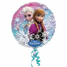 Frozen Holographic Standard Foil Balloon Party Decoration Supplies