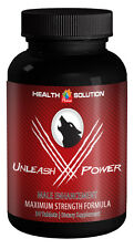 Horny Goat Weed - Unleash V Power.Male Enhancement Formula. Size Up (1 Bott)