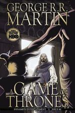 Game of Thrones #8 George R R Martin HBO Dynamite 1st Print 2012