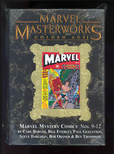MARVEL MASTERWORKS GOLDEN AGE VOL.102 Mystery Comics #9-12 Human Tourch SEALED