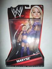 Very Rare WWE Wrestling Diva Maryse Boxed moc BNIB Figure