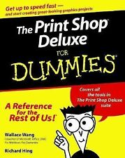 The Print Shop Deluxe For Dummies (For Dummies (Computers))