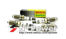 BOSCH SPARK PLUG SET FOR HONDA CR-V RD 09.96 - 02.99 2.0 97 B20B3