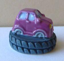 Fève Les Pneumobiles - 2011 - Une Voiture Austin Mini Cooper