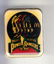 RARE PINS PIN'S .. MC DONALD'S  RESTAURANT CINEMA BD COMICS POWER RANGERS ~14
