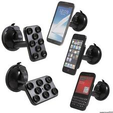 Car Windshield Suction Cap Mount Holder Cradle Stand For GPS iPhone Tablet Phone