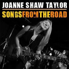 Songs From The Road (Cd/Dvd) - Joanne Shaw Taylor (2014, CD NIEUW)2 DISC SET