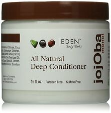 EDEN BODY WORKS Jojoba Monoi Hair Deep Conditioner 16 fl oz (4706)
