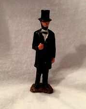 Abraham Lincoln lead figure American civil war leader from vintage molds