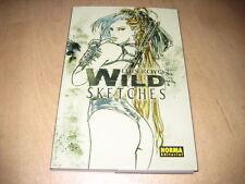 Luis Royo - Wild Sketches 3