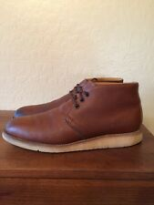 Vintage USA Red Wing 595 Round Toe Chukka Boot Weekender Ankle Desert Brown 11.5