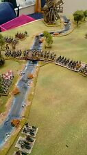 RIVER SECTIONS  NAPOLEONIC BOLT ACTION ECW 28MM SCENERY MADE TO ORDER