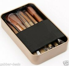 12 Piece Makeup Brush Set with Storage Box