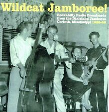 Wildcat Jamboree - Rockabilly Radio Broadcast From 50s