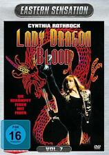 Eastern Sensation - Vol. 7 - Lady Dragon Blood (2015) UNCUT DVD NEU+OVP