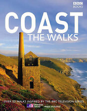 Coast: The Walks, Various, BBC Books