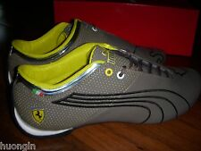 PUMA Shadow Yellow FUTURE CAT M1 BIG SF L Ferrari Athletic Shoes Men's 14 - NEW