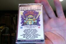 Official Woodward Dream Cruise '97- various artists- new/sealed cassette tape