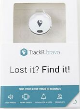 TrackR Bravo, Tracking Device - Crowd GPS Tracker, Key, Dog / Cat Finder, Track