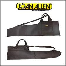New Joan Allen Luxury Metal Detector Carry Bag