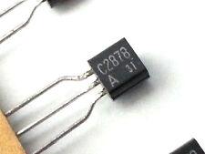 Transistor 2SC2878A C2878 - 2SC2878 - 2SC2878-A - nos-una cantidad 10