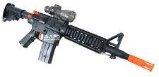 YK M16 Spring Power Toy Foam Dart & Water Polymer Ball 2-in-1 Shooting Gun
