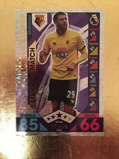 New Match Attax Season 16/17 #449 Etiene Capoue- MOTM