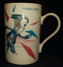 "London 2012 Paralympic ""Disabled Olympic Games"" Johnson Brothers Coffee Mug Cup"