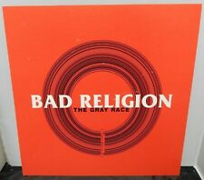 Bad Religion The Gray Race In Store Promo Mini Poster 2 Sided Flat Square 12x12