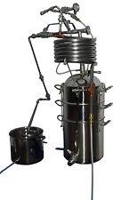 50 Liter Destille De Lúxe-50, Destillen mit 2-Wege-Kühlung und Aromaverstärker