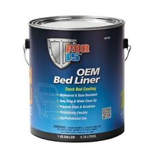POR15 OEM Bed Liner, Black, Gallon POR 49701 provides professional results